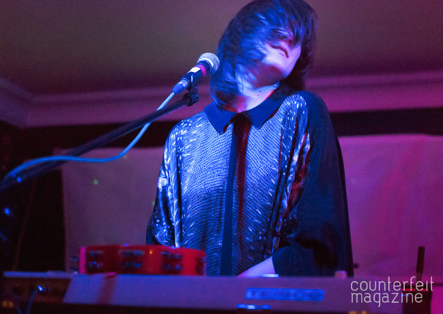 Cate le Bon The Harley Sheffield5 | Cate le Bon and H. Hawkline: The Harley, Sheffield