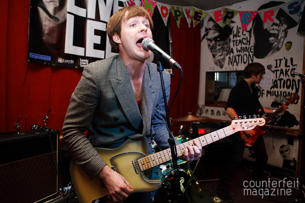 Devin Nation of Shopkeepers | Live at Leeds 2012
