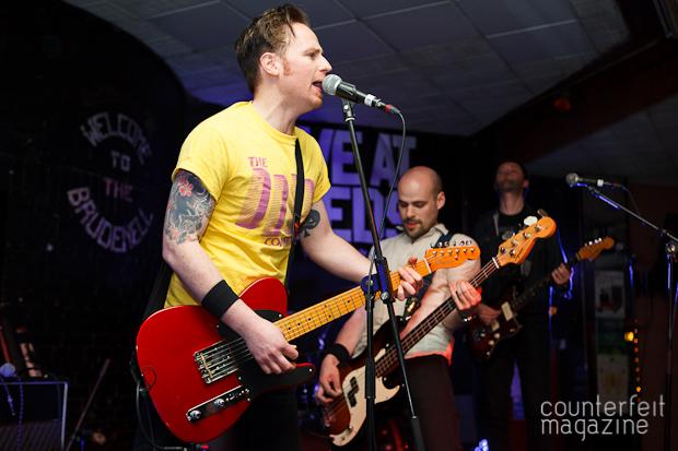 Matadors The Brudenell | Live at Leeds 2012