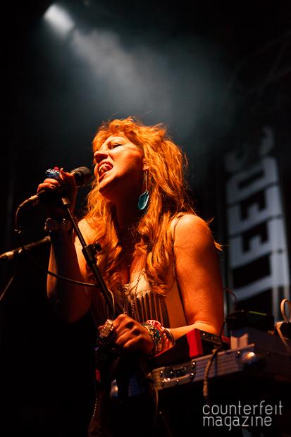 Niki The Dove O2 Academy | Live at Leeds 2012