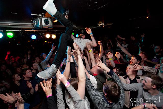 Scroobius Pip The Wardrobe | Live at Leeds 2012