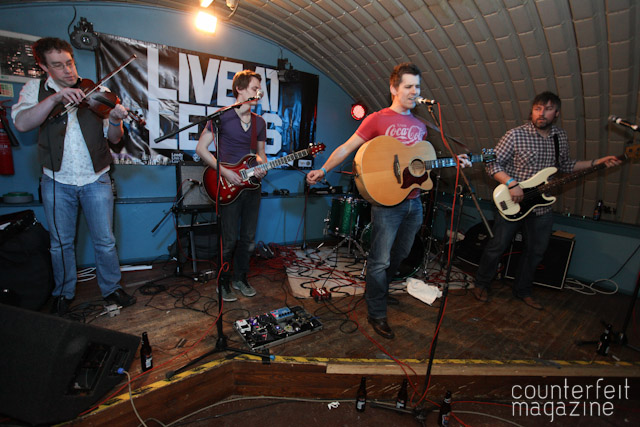 Simon Pollard Band Cockpit 3  | Live at Leeds 2012