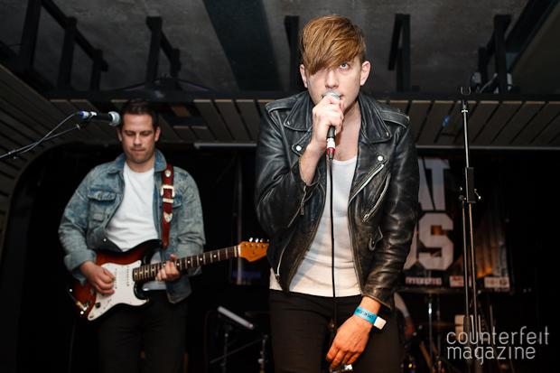 Swiss Lips The Mine | Live at Leeds 2012