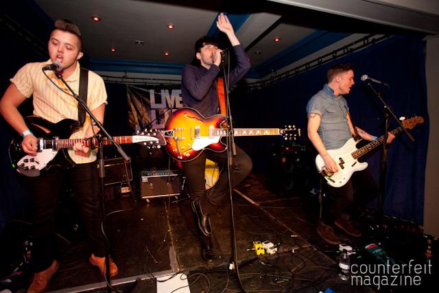 The Heartbreaks The Faversham | Live at Leeds 2012