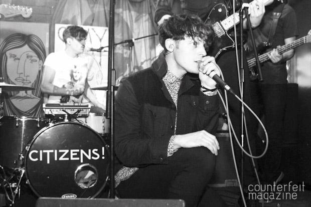 Citizens 5 | Citizens!, Driftrun, Swim Deep & This Party Kills: Soyo, Sheffield