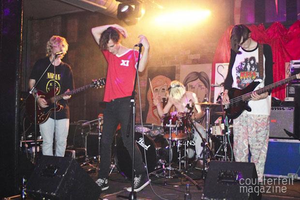 Swim Deep 4 | Citizens!, Driftrun, Swim Deep & This Party Kills: Soyo, Sheffield