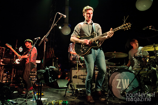 Zulu Winter 3 | Keane and Zulu Winter: O2 Academy, Leeds