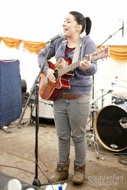 Lucy Spraggan Beathearder 201229 | BeatHerder Festival 2012