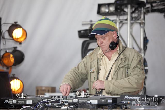 The Orb DJ Set Beathearder 201217 | BeatHerder Festival 2012