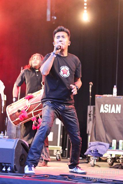 Asian Dub Foundation Summer Sundae 20122 | Summer Sundae 2012