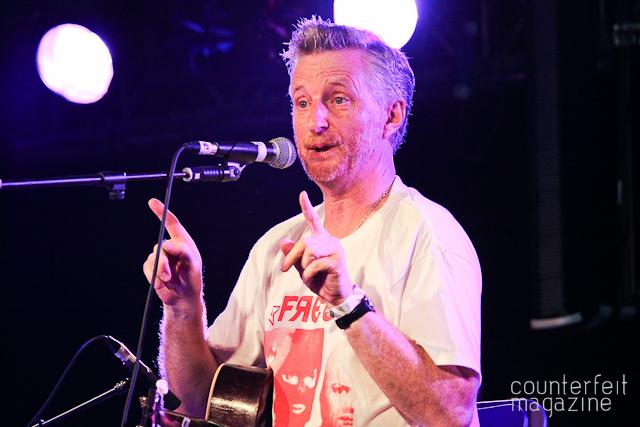 Billy Bragg Celebrates Woody Guthries 100th Birthday Summer Sundae 201227 | Summer Sundae 2012