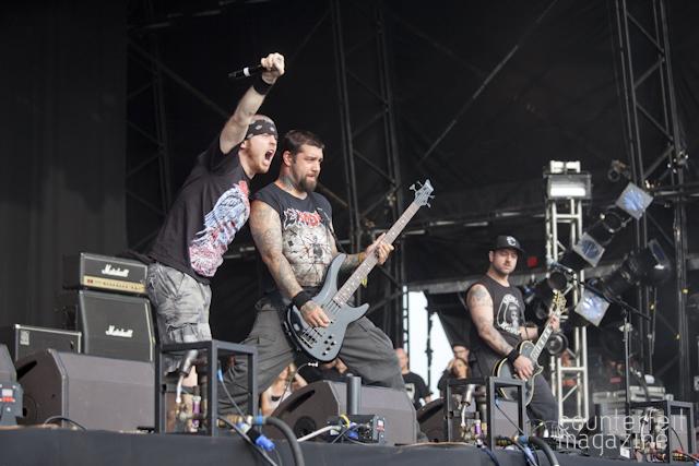 Hatebreed Ronnie James Dio Stage Bloodstock 2012 Photos Jamie Boynton33 | Bloodstock Open Air 2012: Catton Hall, Derbyshire