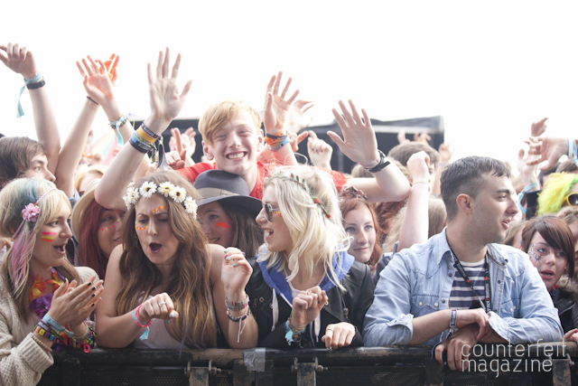 King Charles Y Not Festival 20127 | Y Not Festival: Pikehall Farm, Matlock.
