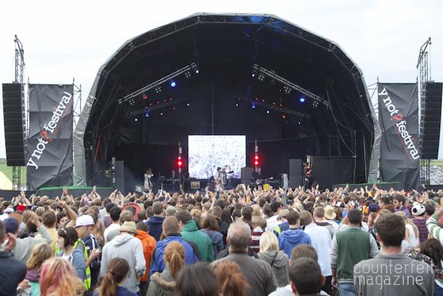 King Charles Y Not Festival 20128 | Y Not Festival: Pikehall Farm, Matlock.