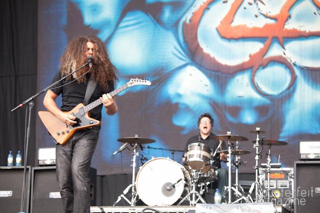 Coheed and Cambria Leeds Festival 20125 | Leeds Festival 2012: Bramham Park, Leeds