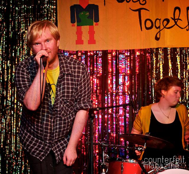 This Many Boyfriends 1 | Allo Darlin Queens Social Club, Sheffield