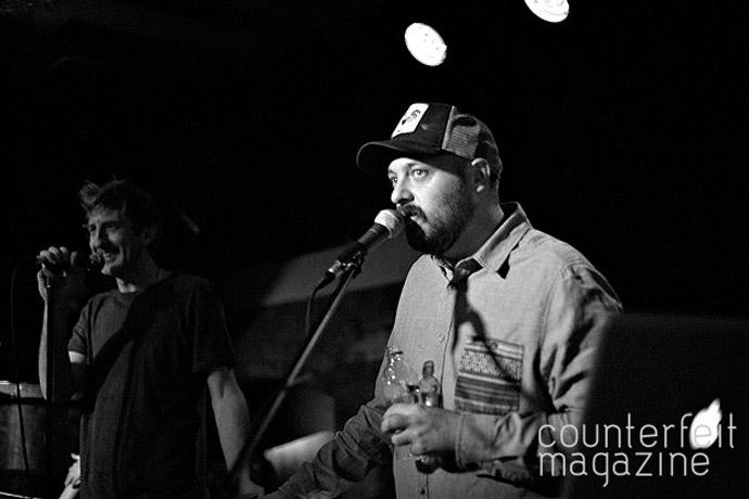 DanLeSac41 | Dan Le Sac and Merz: Leadmill, Sheffield   19/10/2012