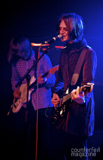 Toy 3 | Toy, Charlie Boyer and the Voyeurs and Two Skies: Plug, Sheffield   19/10/2012