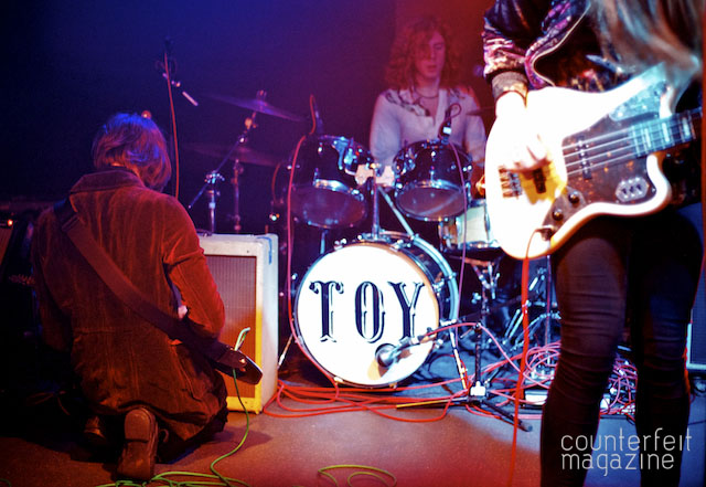 Toy 7 | Toy, Charlie Boyer and the Voyeurs and Two Skies: Plug, Sheffield   19/10/2012