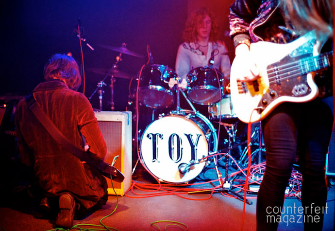 Toy 71 | Toy, Charlie Boyer and the Voyeurs and Two Skies: Plug, Sheffield   19/10/2012