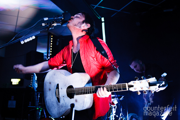 Gaz Coombes 4 | Gaz Coombes and Cave Painting: The Brudenell Social Club, Leeds