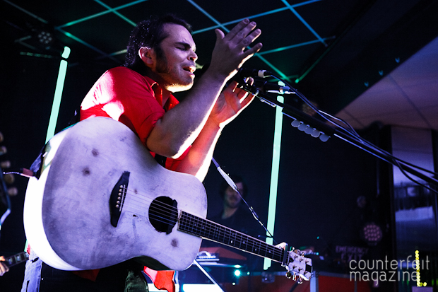 Gaz Coombes 7 | Gaz Coombes and Cave Painting: The Brudenell Social Club, Leeds