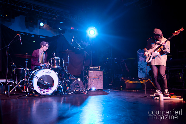 Mazes5 | The Cribs: O2 Academy, Sheffield