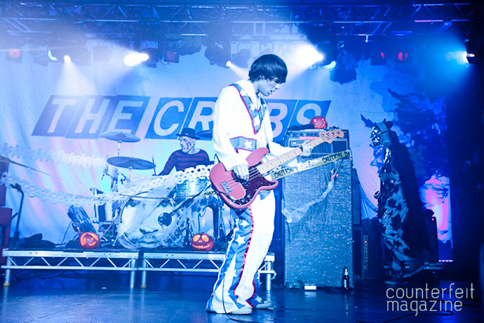 The Cribs101 | The Cribs: O2 Academy, Sheffield
