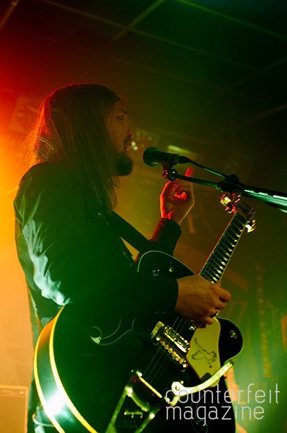 BandofSkulls0061 | Band of Skulls and Folks: The Leadmill, Sheffield