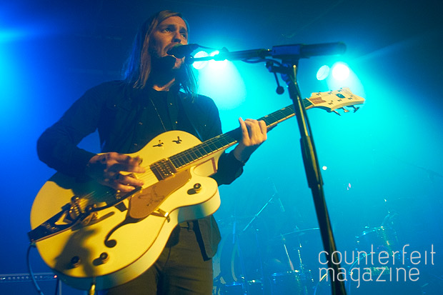 BandofSkulls0062 | Band of Skulls and Folks: The Leadmill, Sheffield
