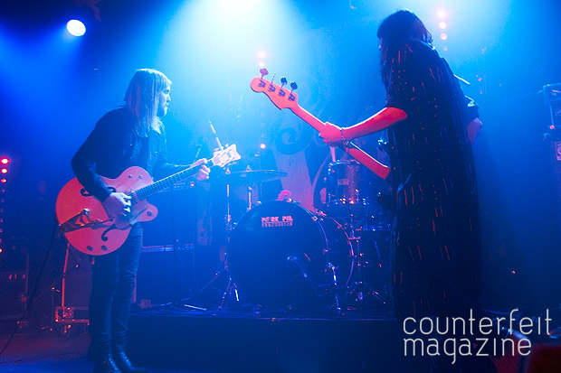 BandofSkulls0068 | Band of Skulls and Folks: The Leadmill, Sheffield