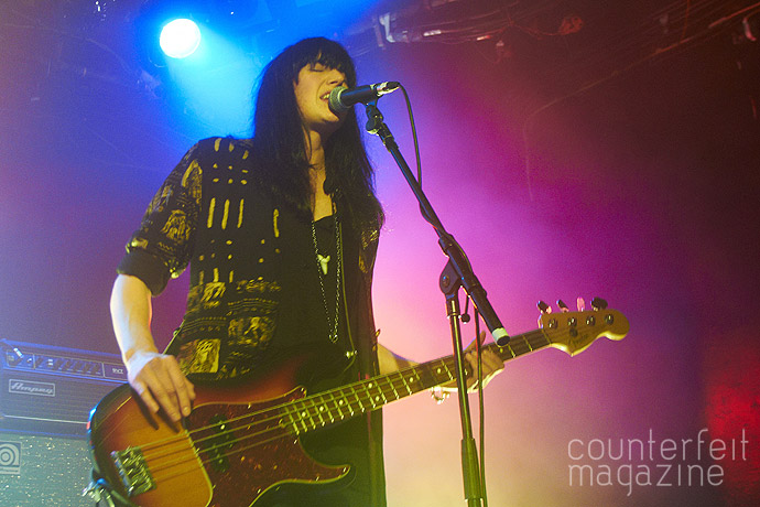 BandofSkulls0072 | Band of Skulls and Folks: The Leadmill, Sheffield