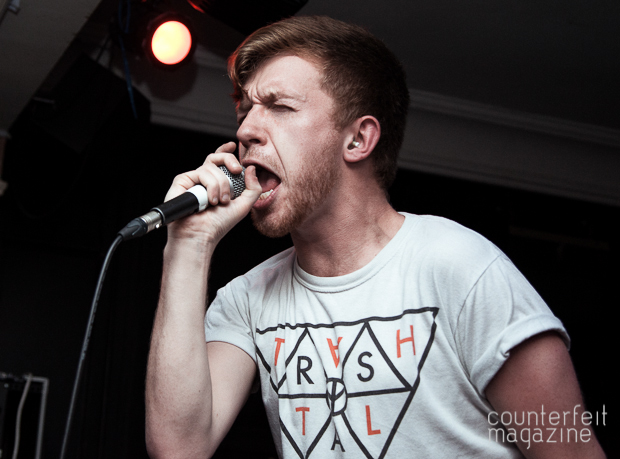 The Harley Rolo Tomassi 15 | Rolo Tomassi, Kappa Gamma and Blood Sport: The Harley, Sheffield