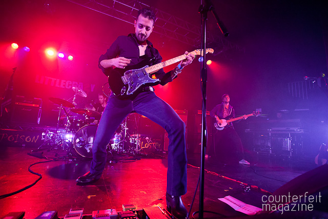 Darke Horse11 | Littlecrazy: O2 Academy, Sheffield