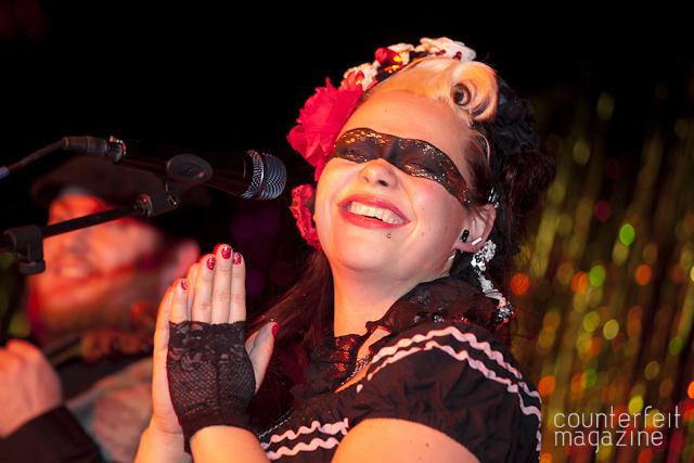 The Balkan Bandits Queens Social Club Sheffield JB 4   Electric Swing Circus: Queens Social Club, Sheffield