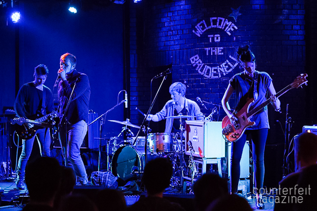 The Brudenell Social Club Post War Glamour Girls 3   Lone Wolf: Brudenell Social Club, Leeds