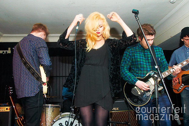 Blessa 18 | Veronica Falls, Fear Of Men and Blessa: The Harley, Sheffield
