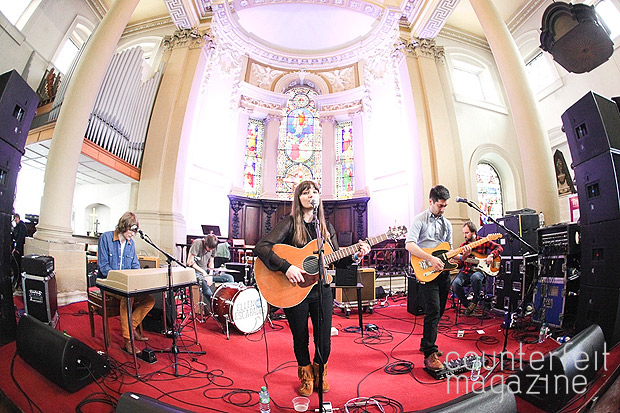 Ellen and the Escapades Holy Trinity Church Live at Leeds 201210   Live At Leeds: 3rd 6th May 2013