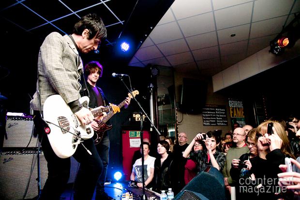 The Brudenell Social Club Johnny Marr 4 | Johnny Marr: The Brudenell Social Club, Leeds