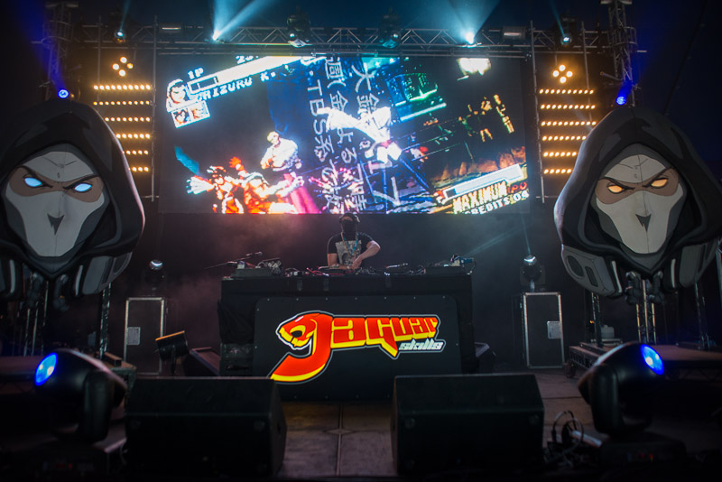 Jaguar Skills 4 | Parklife Festival: Heaton Park, Manchester