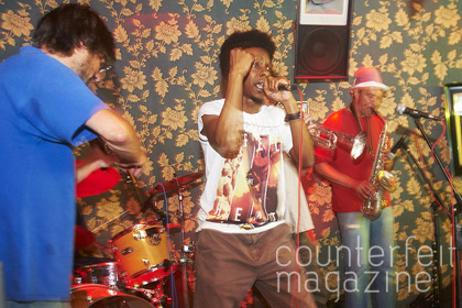 Mega Squad The Bowery Jenn McCambridge017 | Tramlines Friday: In Photos