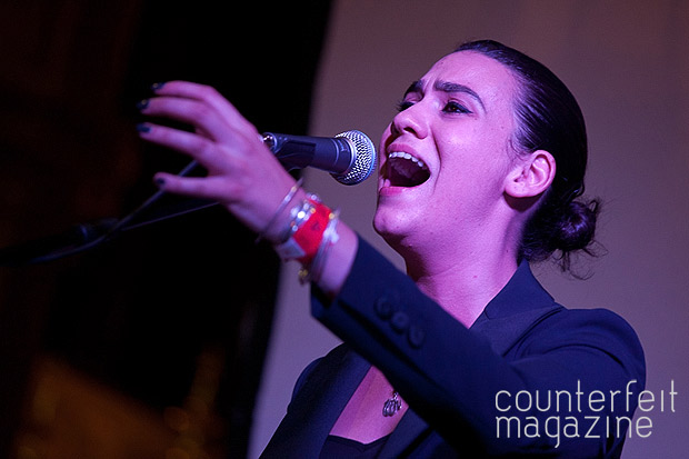 Nadine Shah The Cathedral Photo Jamie Boynton101 | The weekend that was Tramlines 2013