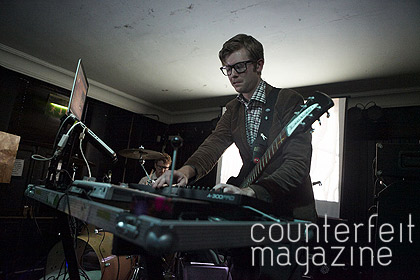 Public Service Broadcasting The Harley Rich Linley 01 | Tramlines Saturday: In photos