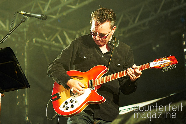 Richard Hawley UTBT0161 | Richard Hawley, Tom Hickox and John Lennon McCullagh: Under The Big Top, Sheffield