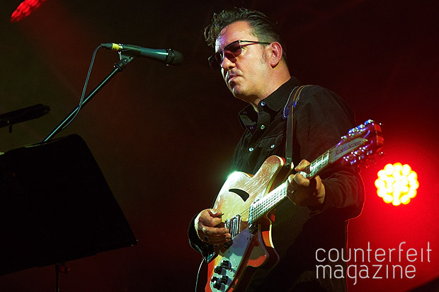 Richard Hawley UTBT0185 | Richard Hawley, Tom Hickox and John Lennon McCullagh: Under The Big Top, Sheffield