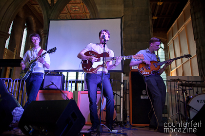 The High Hazels The Cathedral Photo Jamie Boynton2 | Tramlines Saturday: In photos