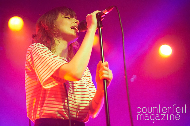 Chvrches The Leadmill Sheffield Jenn McCambridge160 | CHVRCHES and Thumpers: The Leadmill, Sheffield