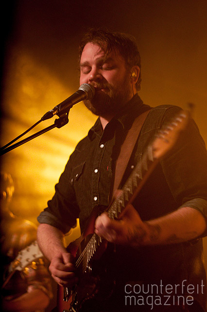 Frightened Rabbit 3 | Frightened Rabbit, Lanterns on the Lake and Paul Thomas Saunders: Leadmill, Sheffield