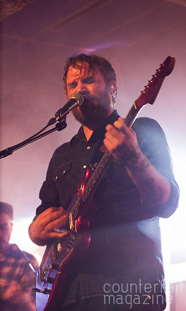 Frightened Rabbit 9  | Frightened Rabbit, Lanterns on the Lake and Paul Thomas Saunders: Leadmill, Sheffield