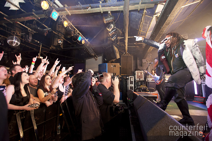 Skindred The Leadmill Sheffield141 | Skindred, Soil and Viza: Leadmill, Sheffield